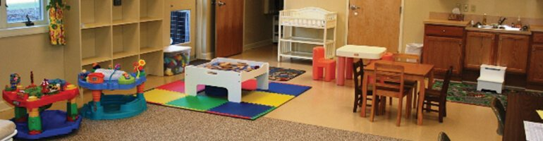 Church Nursery Paging System