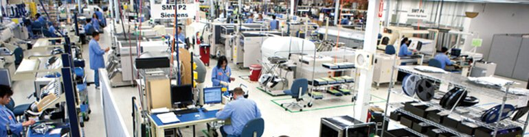 Manufacturing Paging System