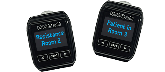 Dental Staff Pagers