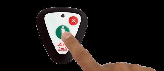 Resident Call Button