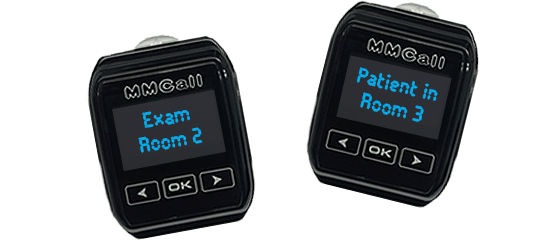 Optometry Office Staff Pagers