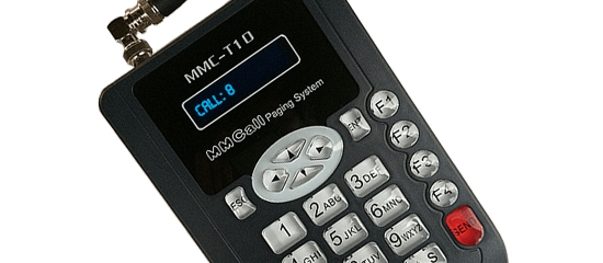 Restaurant Guest Paging System Guest Pagers Mmcall