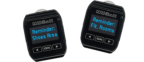 Staff Pager Reminders