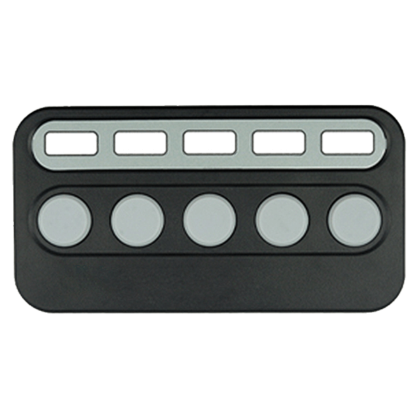 Call Button with 5 Keys