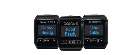 Restaurant Server Paging System Server Pagers Mmcall